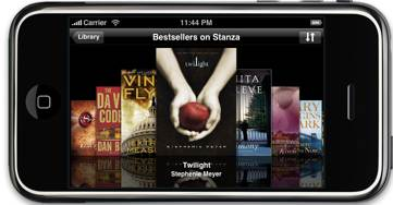 Free Stanza Reader for iPhone