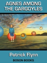 Agnes Among the Gargoyles by Patrick Flynn book cover