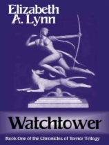 Watchtower by Elizabeth Lynn book cover