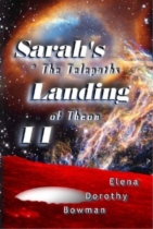 Telepaths of Theon - Sarah's Landing II by Elena Dorothy Bowman book cover