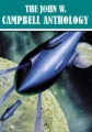 The John W. Campbell Anthology book cover