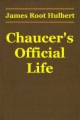 Chaucer's Official Life book cover