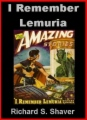 I Remember Lemuria book cover