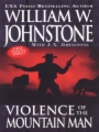 Violence of the Mountain Man book cover