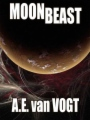 Moonbeast book cover