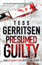 Presumed Guilty by Tess Gerritsen book cover