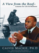 A View from the Roof by Dr Calvin Mackie PhD book cover