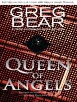 Queen of Angels by Greg Bear book cover