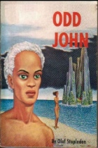 Odd John: A Story Between Jest and Earnest by Olaf Stapledon book cover