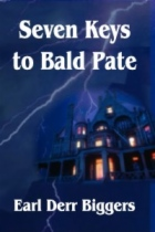 Seven Keys to Bald Pate by Earl Derr Biggers book cover