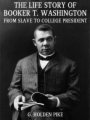 The Life Story of Booker T. Washington book cover.