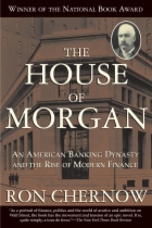 The House of Morgan by Ron Chernow book cover