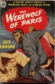 The Werewolf Of Paris book cover