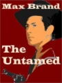 The Untamed book cover.