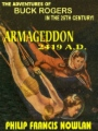Buck Rogers: Armageddon 2419 A.D. book cover