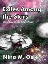 Exile's Among the Stars: Exile Series Book 1 by Nina Osier book cover