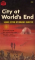City at World's End book cover