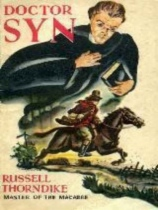 Doctor Syn by Russell Thorndike book cover