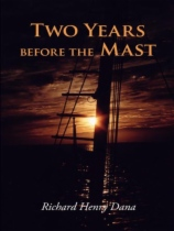 Two Years Before the Mast by Richard Henry Dana book cover