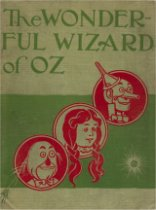 The Wonderful Wizard Of Oz by L. Frank Baum book cover