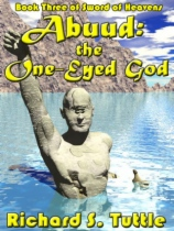 Abuud: the One-Eyed God by Richard S. Tuttle book cover