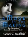 A Mage In The Making book cover