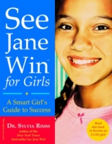 See Jane Win for Girls by Dr Sylvia Rimm book cover