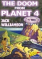 The Doom From Planet 4 book cover.