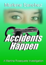 Accidents Happen by Marlene Sanchez book cover