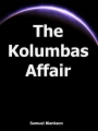The Kolumbas Affair book cover