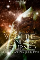 When the Condor Returned by Icy Snow Blackstone book cover