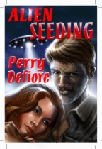 Alien Seeding by Perry Defiore book cover