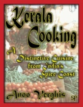 Kerala Cooking by Anoo Verghis book cover