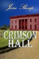 Crimson Hall book cover