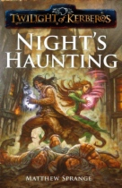 Twilight of Kerberos: Night's Haunting by Matthew Sprange book cover