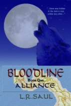 Bloodline by L. R. Saul book cover