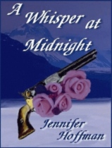 A Whisper At Midnight by Jennifer Hoffman book cover