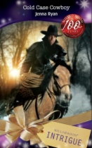 Cold Case Cowboy by Jenna Ryan book cover