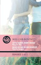 Cattle Baron: Nanny Needed / Bachelor Dad on Her Doorstep by Margaret Way and Michelle Douglas book cover
