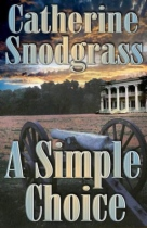 A Simple Choice by Catherine Snodgrass book cover
