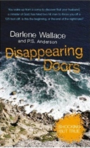Disappearing Doors by Darlene Wallace and P. S. Anderson book cover
