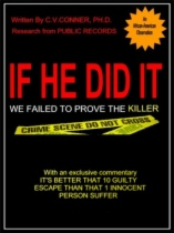 If He Did It - An African-American Observation by C. V. Conner PhD book cover