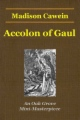 Accolon of Gaul book cover