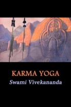 Karma Yoga by Swami Vivekananda book cover