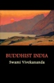 Buddhist India book cover