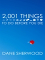 2001 Things to Do Before You Die book cover