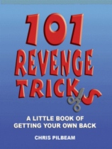 101 Revenge Tricks by Chris Pilbeam book cover