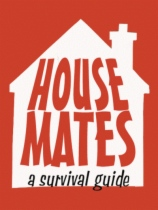 Housemates - A Survival Guide by Jessica Barrah book cover