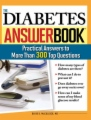 The Diabetes Answer Book book cover.