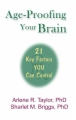 Age-Proofing Your Brain book cover